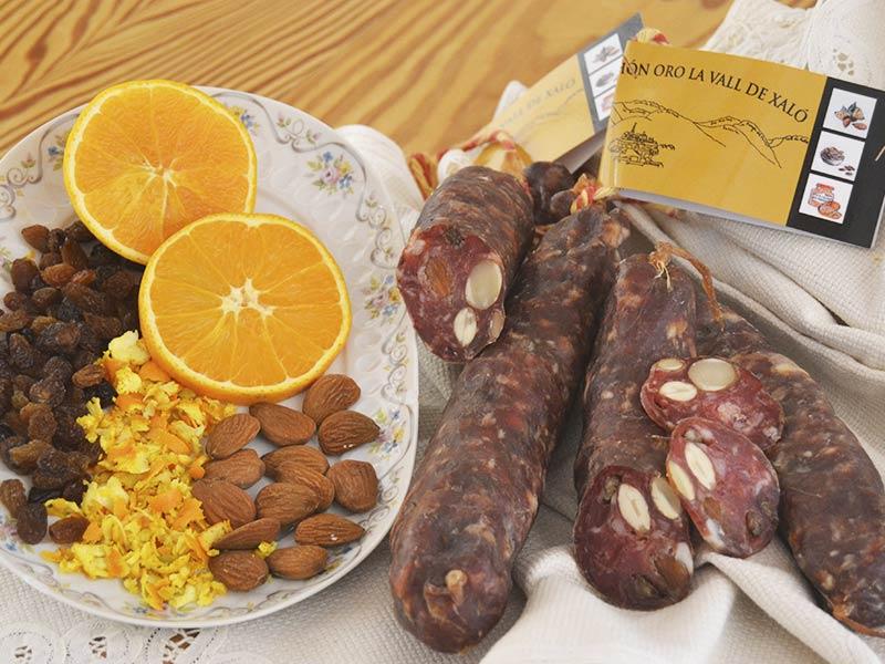 productos artesanos Galán Xaló